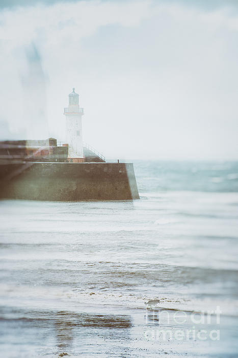 Lighthouse Photograph - Lighthouse by Amanda Elwell