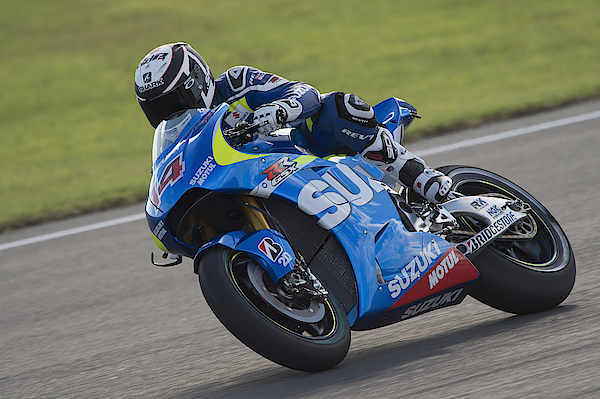 Motogp Of Valencia - Free Practice Photograph by Mirco Lazzari gp