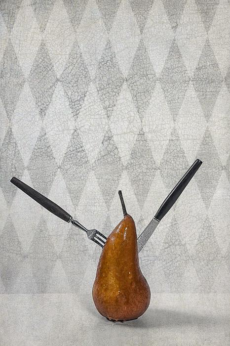 Pear Photograph - Pear by Joana Kruse
