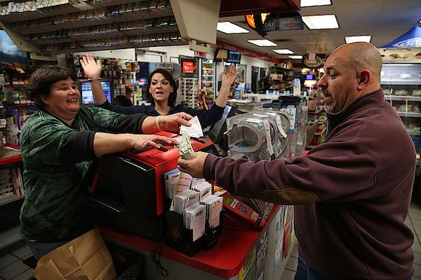 Powerball Lottery Reaches $500 Million Photograph by Mark Wilson
