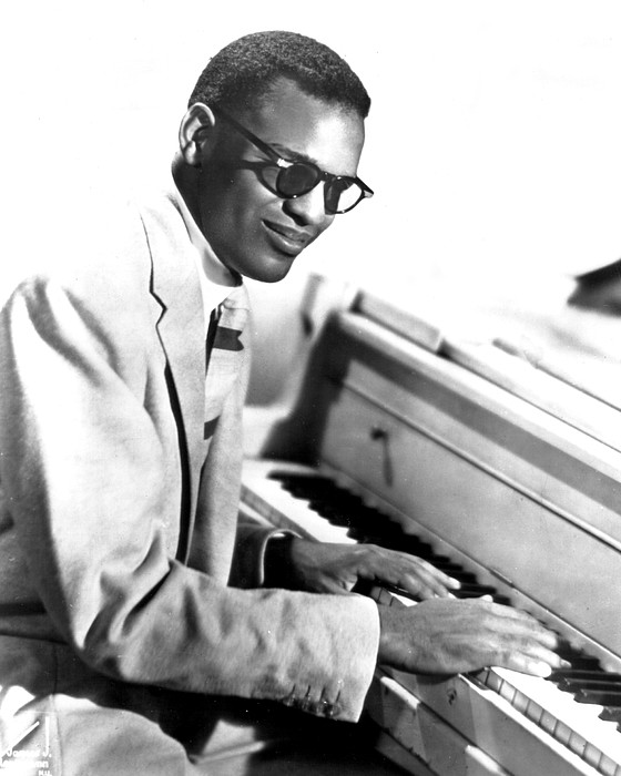 classic Photograph - Ray Charles by Retro Images Archive