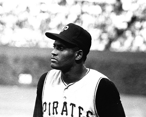 classic Photograph - Roberto Clemente by Retro Images Archive