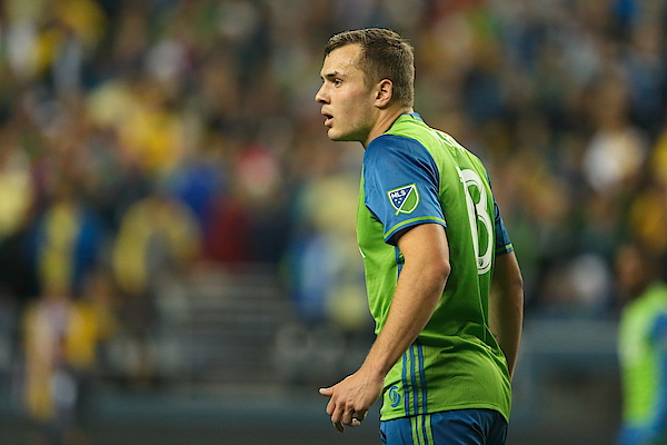 Seattle Sounders V Club America - Concacaf Champions League Photograph by Matthew Ashton - AMA