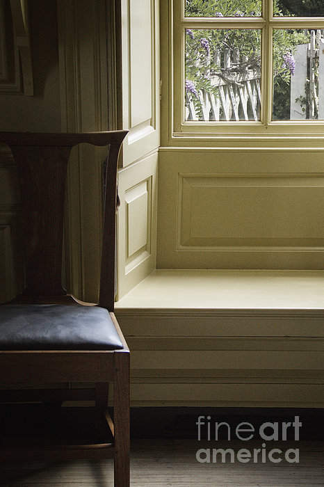 Chair Photograph - Solitude by Margie Hurwich