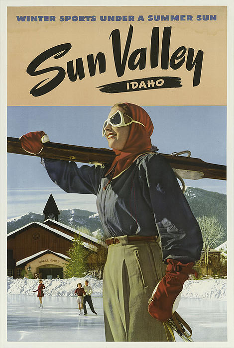 Antiquated Posters Painting - Sports Posters by Vintage