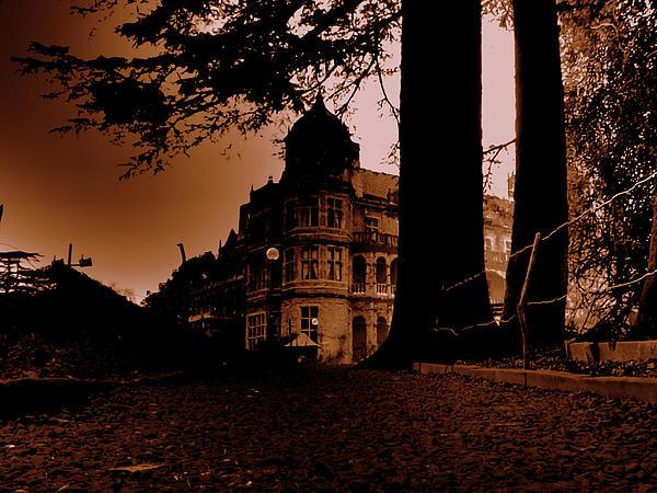 Viceregal Lodge Shimla Photograph by Salman Ravish