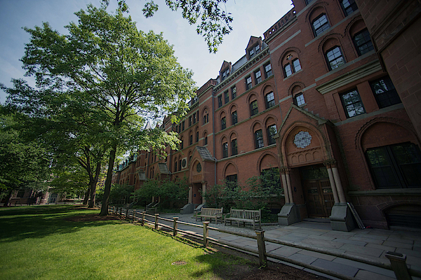 Views Of Yale University As Ivy League Pay Soars Photograph by Bloomberg