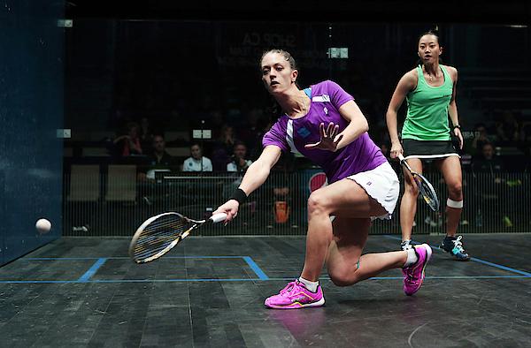 Womens World Team Squash Championship 2014 Photograph by Vaughn Ridley