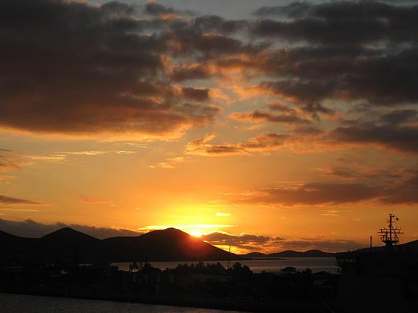 Sunset Photograph - Sunset. by Joyce Woodhouse