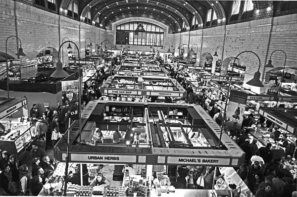 Market Photograph - 100 Years by Halle Kirsch