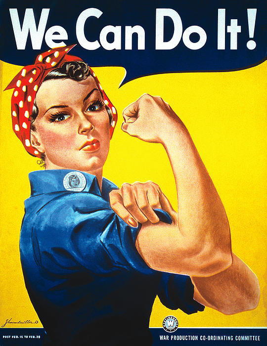 Flexing Muscles Painting - Vintage Posters by Classic