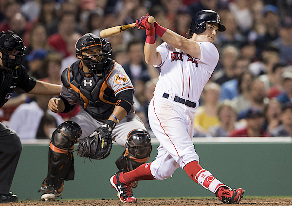 Baltimore Orioles V Boston Red Sox 14 Photograph by Michael Ivins/Boston Red Sox