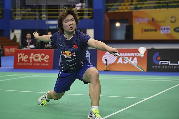 E-plus Badminton Asia Team Championships 2018 15 Photograph by Robertus Pudyanto