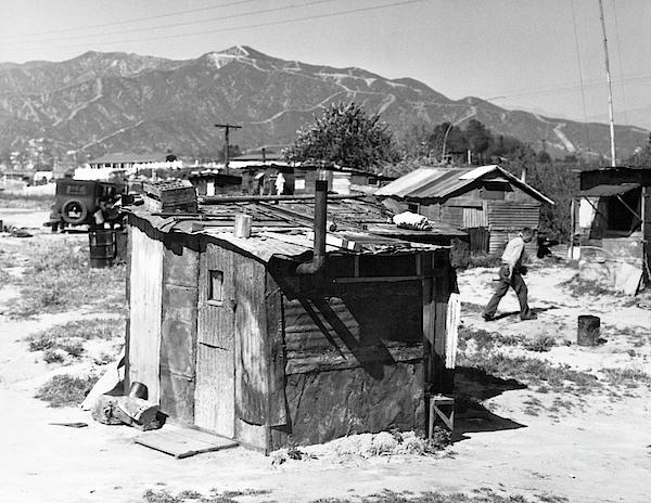 Shanty Town Great Depression | www.pixshark.com - Images ...