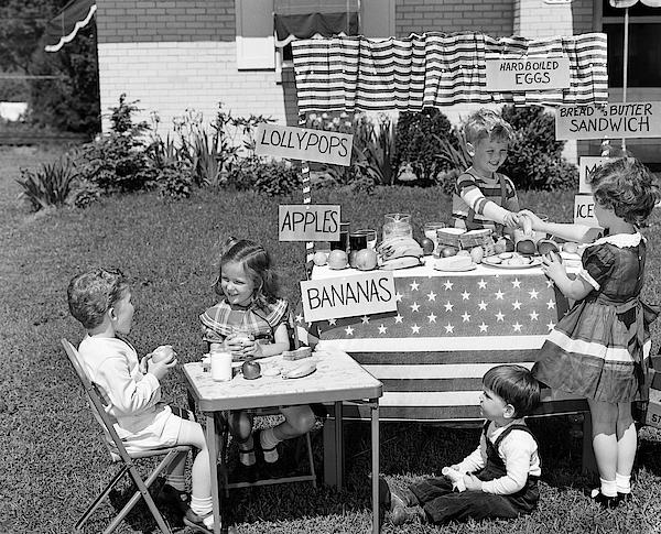 Image result for kids backyard vintage