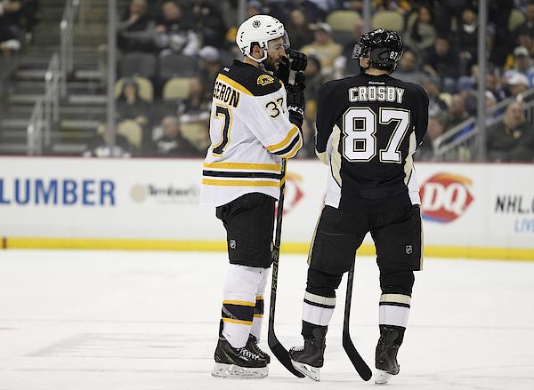 Boston Bruins V Pittsburgh Penguins Photograph by Justin K. Aller
