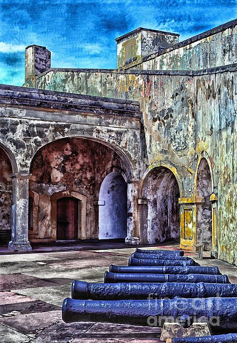 Puerto Rico Photograph - Castillo De San Cristobal by Thomas R Fletcher