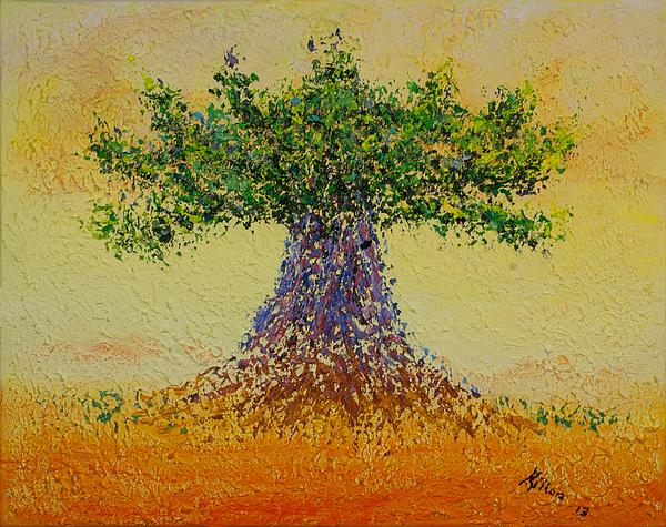 Killen Painting - Joy by William Killen