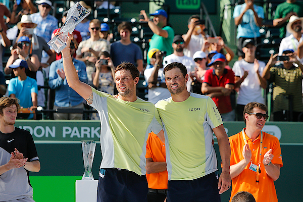 Miami Open 2018 - Day 13 Photograph by Michael Reaves