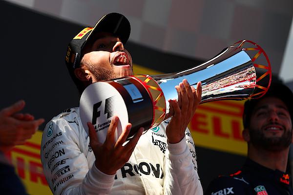 Spanish F1 Grand Prix Photograph by Dan Istitene