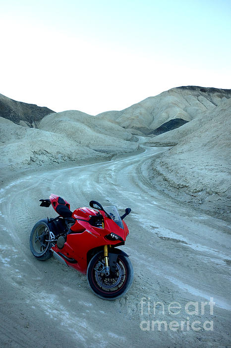 Death Valley Photograph - 20 Mule Team Canyon by AntiHero Panigale