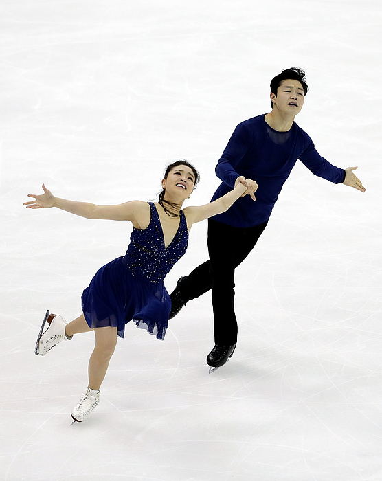 2017 U.s. Figure Skating Championships - Day 3 2017 Photograph by Jamie Squire