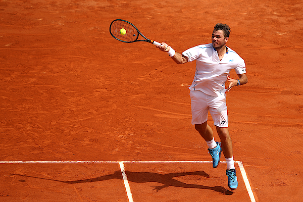 2018 French Open - Day Two Photograph by Cameron Spencer
