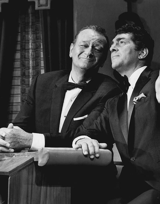 classic Photograph - John Wayne by Retro Images Archive