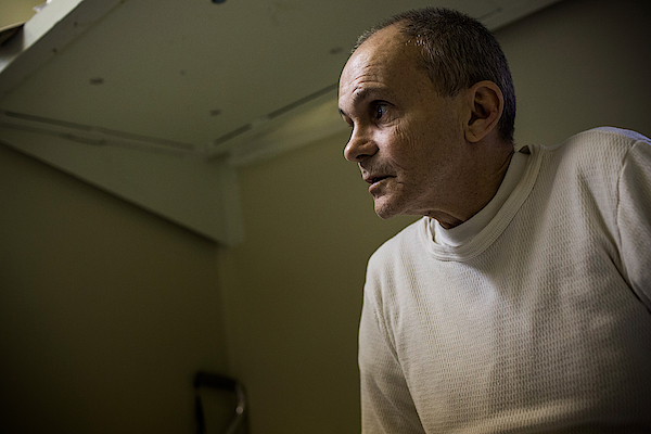 Aging Prisoners Make Up Fastest Growing Segment Of Nations Prison Population Photograph by Andrew Burton