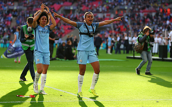 Birmingham City Ladies V Manchester City Women - Sse Womens Fa Cup Final Photograph by Catherine Ivill - AMA