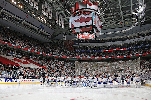 Montreal Canadiens V Toronto Maple Leafs Photograph by Claus Andersen