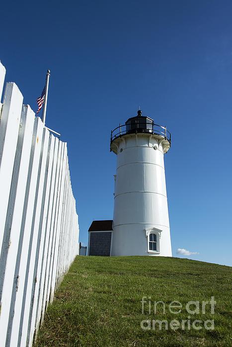 Cape Cod Photograph - Nobska Lighthouse by John Greim