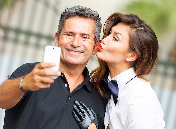 Selfie 3 Photograph by Juanmonino