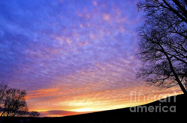 Sunrise Photograph - Sunrise Drama by Thomas R Fletcher