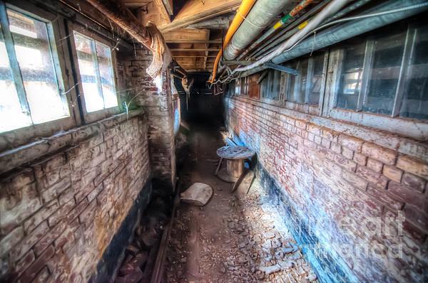 Urban Decay - Saint Elizabets  Photograph by Dem Wolfe