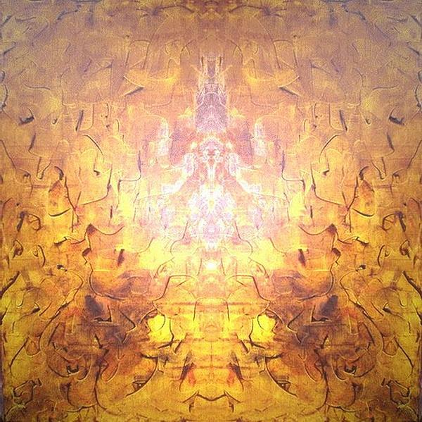 Yellow Digital Art by Pirsens Huguette