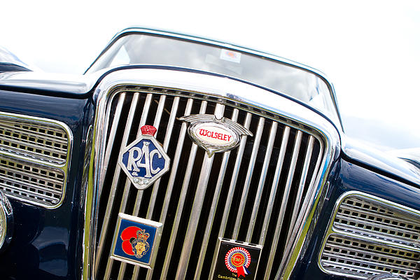 Car Photograph - Classic Car by Fizzy Image