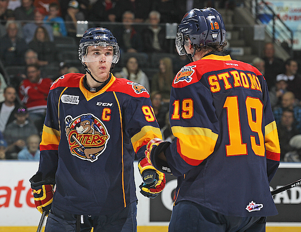 Erie Otters V London Knights Photograph by Claus Andersen