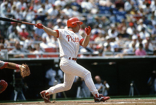 Philadelphia Phillies Photograph by Focus On Sport
