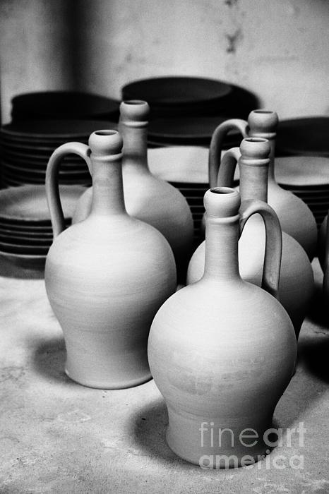 Pottery Photograph - Pottery by Gaspar Avila
