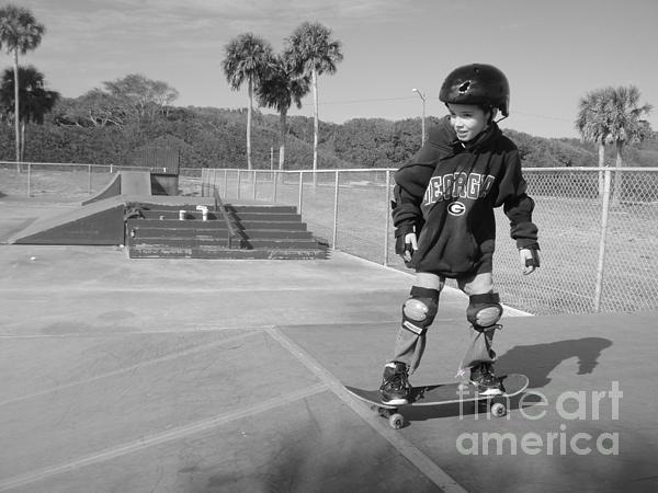 Skateboard Relief - 4th Attempt by WaLdEmAr BoRrErO