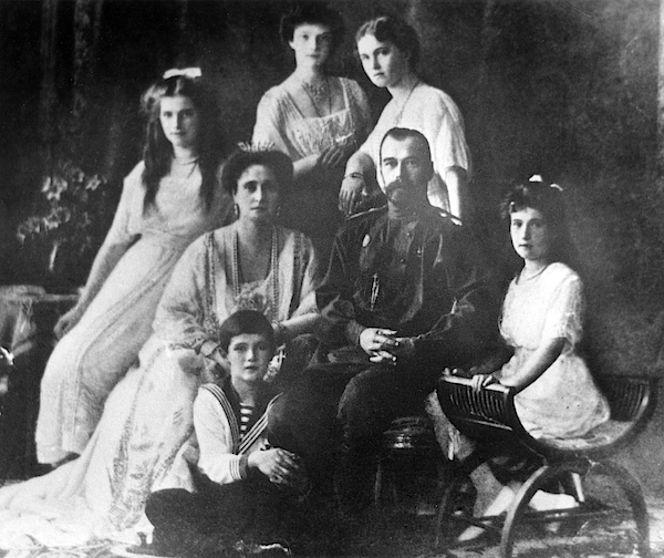 Family Of Tsar Nicholas II Of Russia Photograph by Laski Diffusion