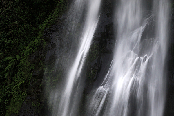 Puxtlas Waterfall Over Eighty Metres High In Tlatlauquitepec - Mexico Photograph by * Hugo Ortuño