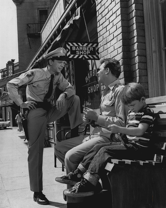 Classic Photograph - Andy Griffith by Retro Images Archive