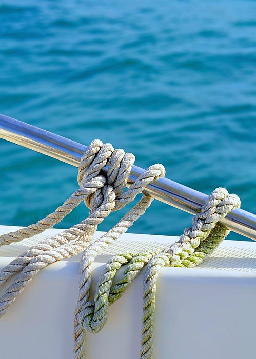 Laura Fasulo Photograph - The Ropes by Laura Fasulo