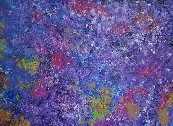 Abstract Painting - Abstract 2 by Kristine Bogdanovich