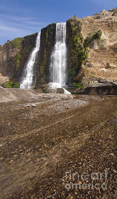Alamere Falls Photograph - Alamere Falls On Crisp Day by Matt Tilghman