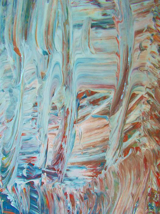 Original Painting - Alaska by Artist Ai