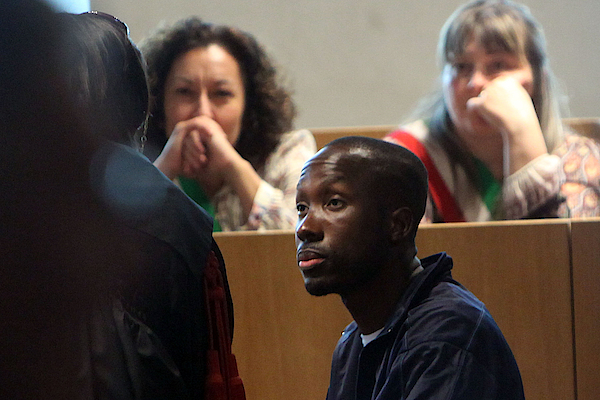 Amanda Knox Appeal Hearing In Perugia Photograph by Franco Origlia
