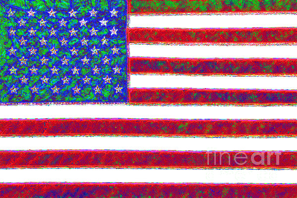 Usa Photograph - America - 20130122 by Wingsdomain Art and Photography